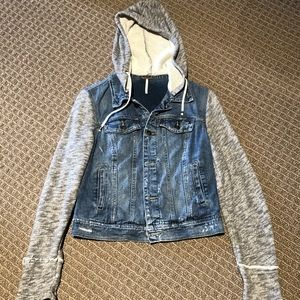 Free People Jacket Size Small